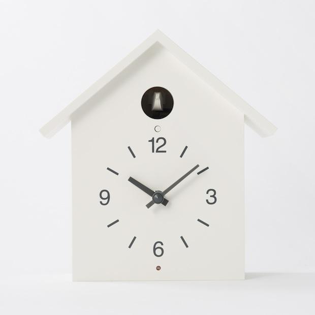 無印良品の鳩時計に新カラー&サイズが!!