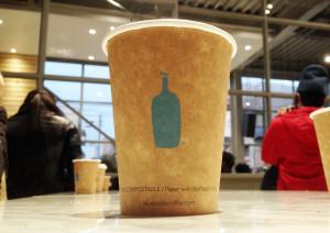 blue bottle coffeeのプレオープンに行ってきました
