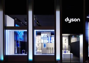 ダイソンの世界初フラッグショップ「Dyson表参道」がAoにオープン