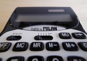 オフィスに1つ、MILAN(ミラン)の16桁電卓が使いやすい