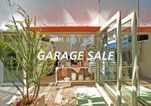 GW中にミントデザインズのガレージセールを渋谷で開催