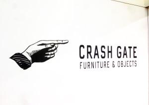 自由が丘の駅前にある家具屋CRASH GATEに行きました
