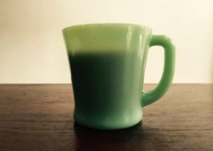 ファイヤーキングのマグカップ「ジェダイ」を買いました