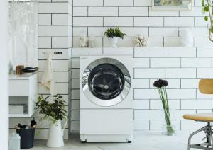 Panasonicの新しいドラム洗濯機がかっこいい