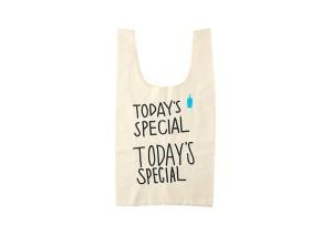 ブルーボトルコーヒー × TODAY'S SPECIALの限定トートバッグ