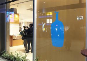 NEWoManにニューオープンしたブルーボトルコーヒーに行ってきました