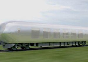 妹島和世デザインの電車がカッコいい