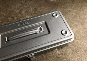 trusco(トラスコ)のタフなツールボックスT-350